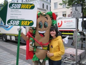 Me and a Sub