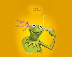 Kermit Noooo!!!