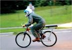 Rocket Propelled Bicycle