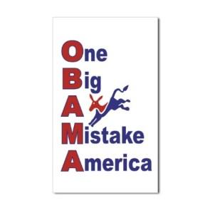 Obama – Mistake (?)