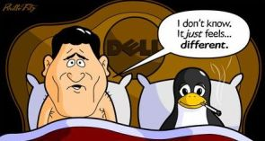 Tux is such a slut…..