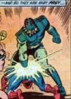 When comic books were innocent…