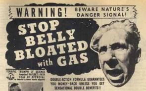Natures danger signal