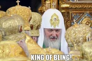 King of Bling!