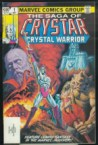Crystar: Crystal Warrior