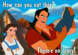 Gaston: Eat Me a Book