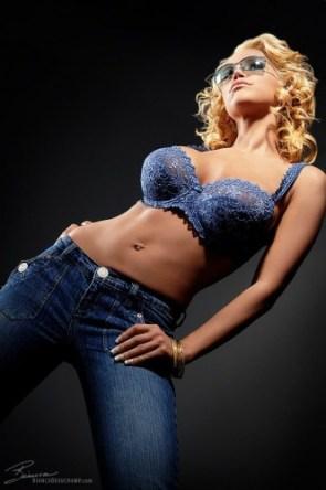 NSFW – Bianca Beauchamp Jeans Set