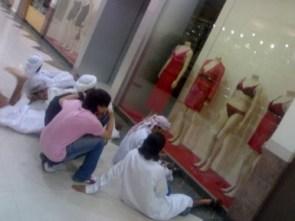 First Lingerie Shop in Saudi Arabia