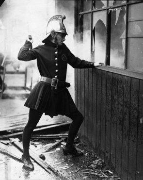 Ladies fire brigade 1926