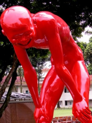 RPB – Red Person Bending