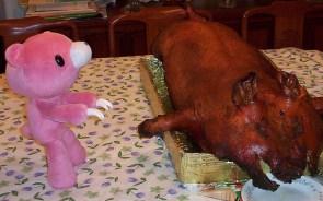 RPB- Roasted Pork Barbecue