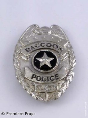 RPB – Raccoon City Police Badge