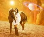 Racehorse Plus Babe