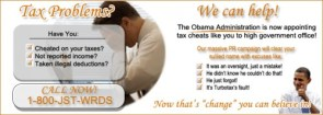 Obama's Tax Relief Plan