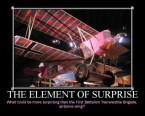 Element of Surprise