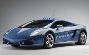 Police Lambo