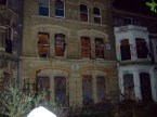 Abandoned mental institution
