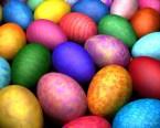 Pyschadelic Easter Eggs