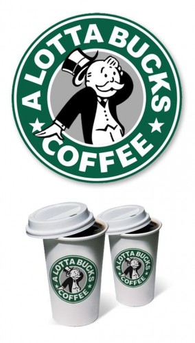 Alotta Bucks Coffee