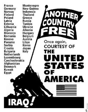 Another Free Country Courtesy of USA