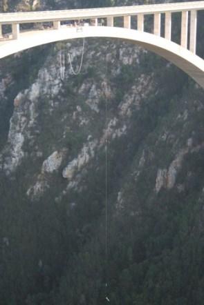 Tsitsikama – World`s Highest Bungee Jump