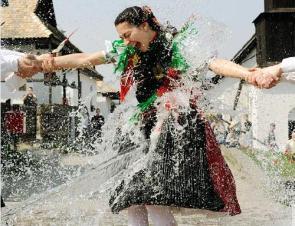 Hungarian Wet T-Shirt Festival