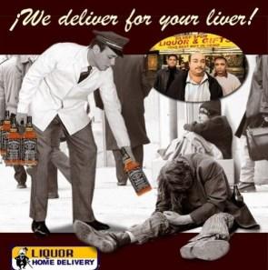 Liquor Home Delivery