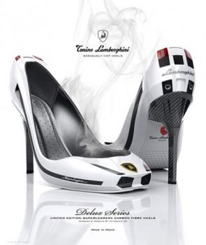 Lamborghini Heels