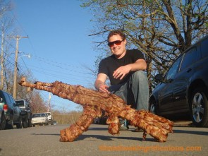 Bacon AK-47