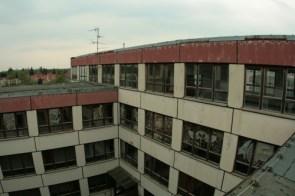 Abandoned School in Berlin