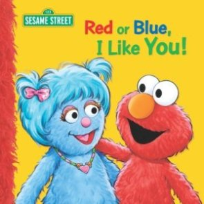 Elmo likes other monsters