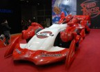 Speed Racers Rival car