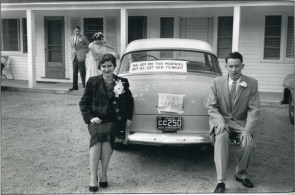 Just Married 1958, B&W