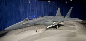 The new f-15 silent eagle