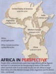Africa in Perspective Map
