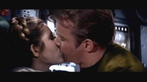 Kirk and Leia