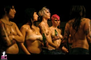 NSFW – Female Fight Club