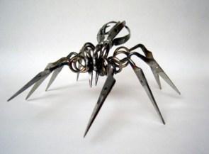Scissor spiders