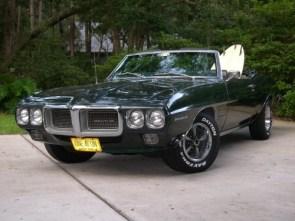 A  Pontiac remaining