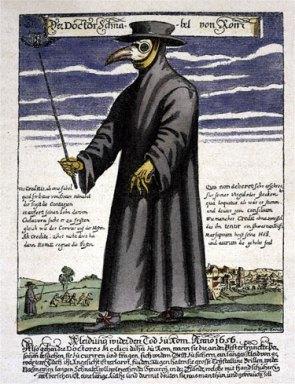 Plague Doctor 1656