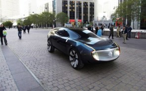 .MGX and Renault\'s Car of the Future