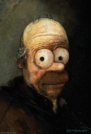 Rembrandt Hommer