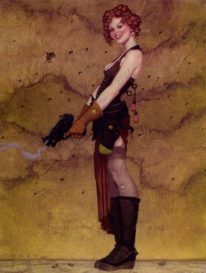 Lucky by Brom