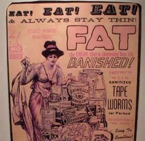 sanitized tapeworms