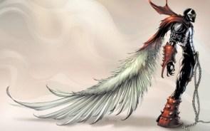 spawn – angel wings