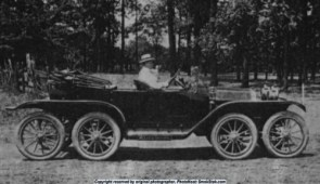 1911 Overland OctoAuto