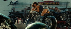 Mechanic Megan Fox