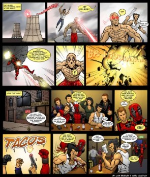 Deadpool Kills Movie Version