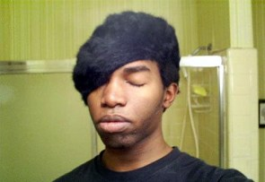 What a black emo looks like
