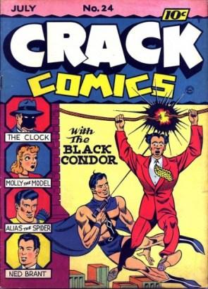 Crack Comics 10¢